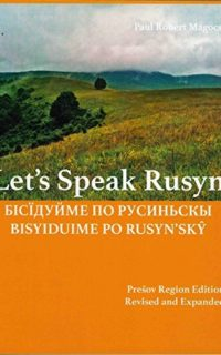 Let's Speak Rusyn Revised